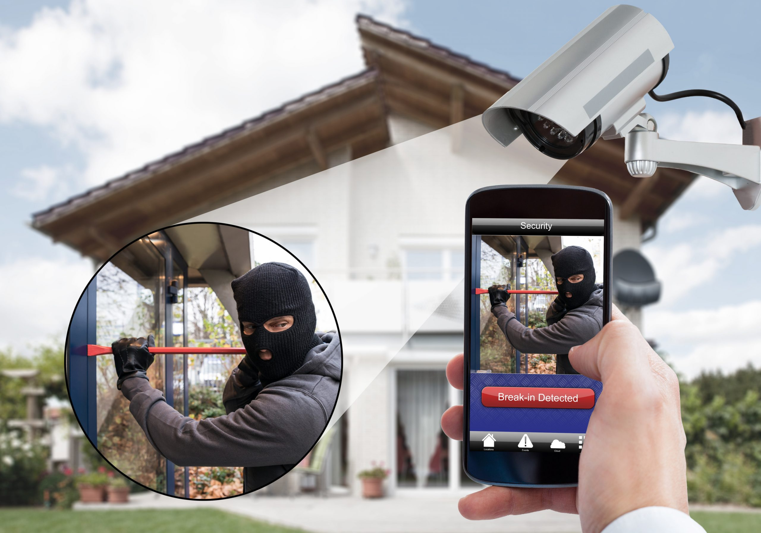 CCTV and Monitoring in Chester
